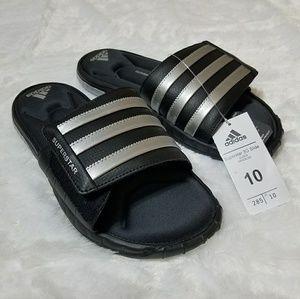 cad154496ef79 adidas Shoes - Mens Adidas sandals Superstar 3G Slide